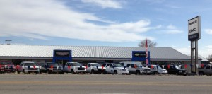 The Lander Chevy/ GMC dealer will be consolidated in Riverton with the newly acquired dealership. (Joshua Scheer photo