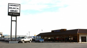 Gary Broderick Superstore in Riverton has been purchased by Fremont Motors of Lander. (Ernie Over photo)