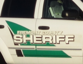 Sheriff's logo on vehicle