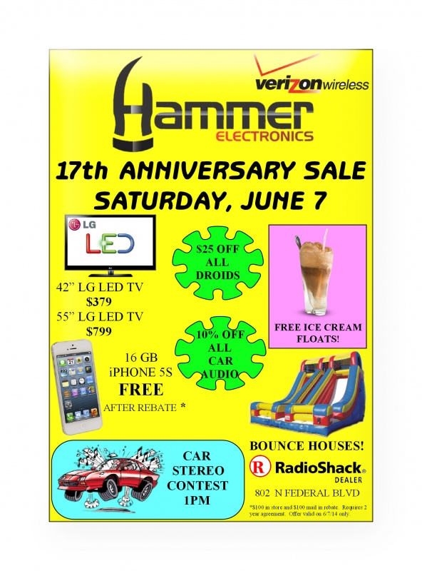 14th flyer