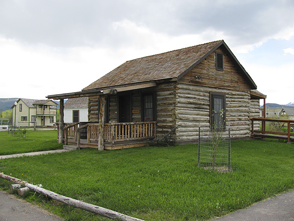The Coutant House at the Museum of the American West. Photo provided.