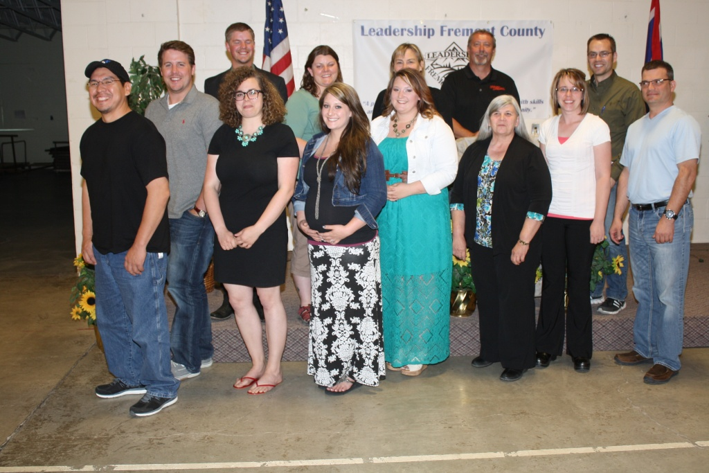 Leadership Fremont County, Class of 2013-14