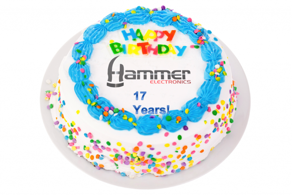 happy birthday Hammer