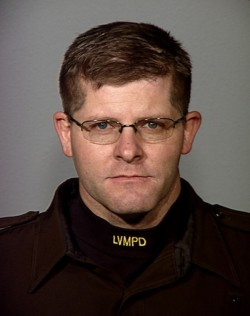 Officer Alyn Beck. Photo provided.
