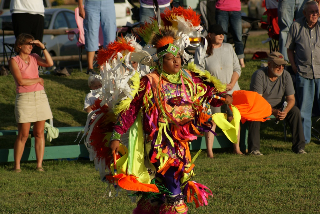 "The Museum of the American West in Lander hosts the ""Eagle Spirit Dancers"" July 16, 23, 30 and August 6, 13, 20 at 7 p.m. Photo provided."