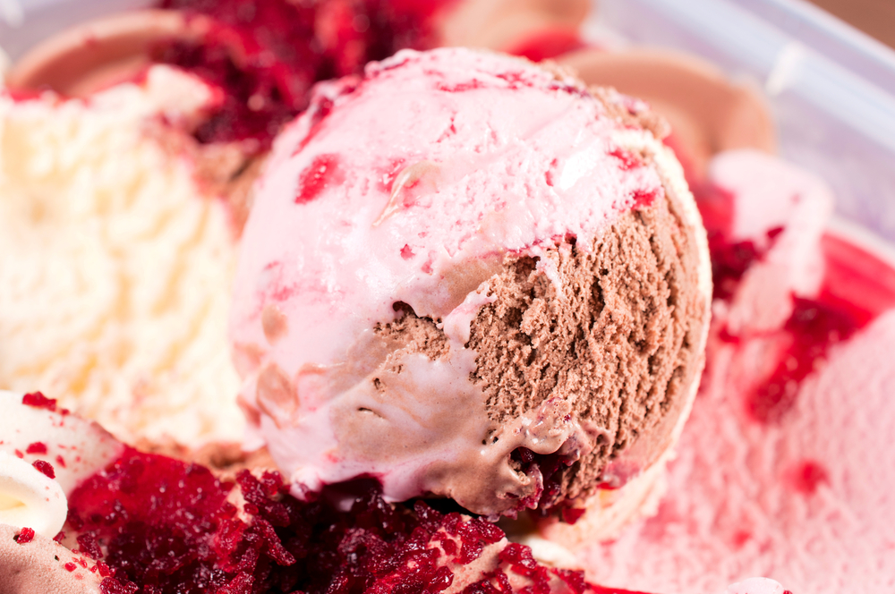 Ice cream close-up. Photo by Bad Man Production/Shutterstock.