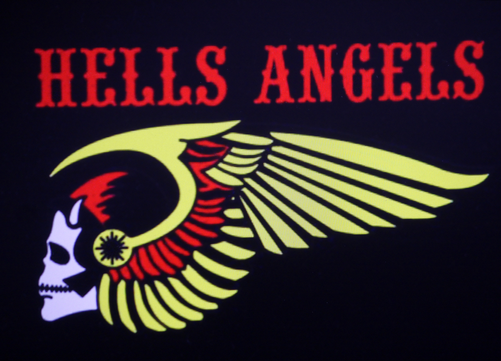 The Hells Angels logo. Image from 360b/Shutterstock.
