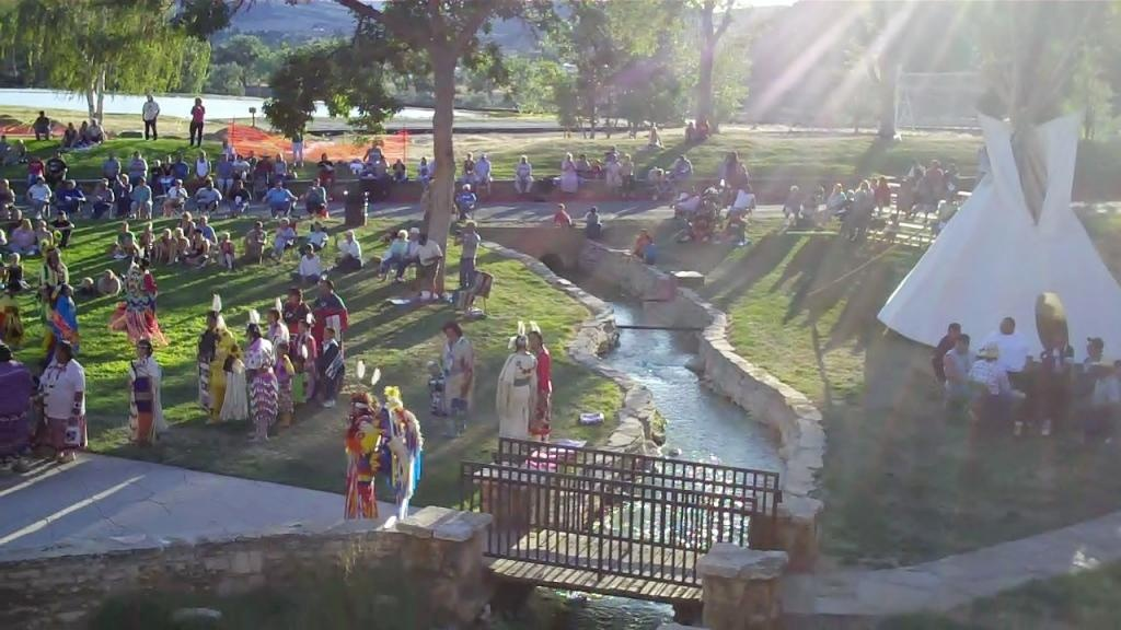 Gift of the Waters Indian Pageant is this weekend in Thermopolis. Get more info below. Photo provided by giftofthewaters.com.
