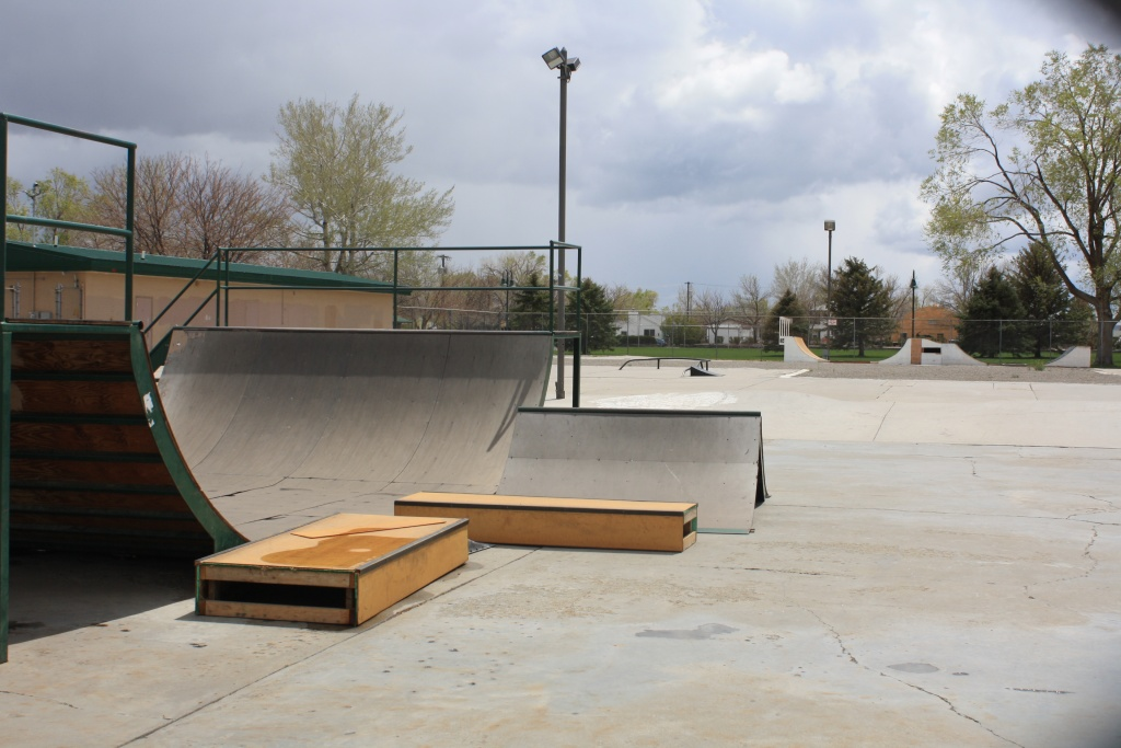 The Central Wyoming Skateboard Association is raising funds to replace the present skatepark in Riverton with a new one. A back to school Skate Jam will take place Friday night. (Ernie Over photo)