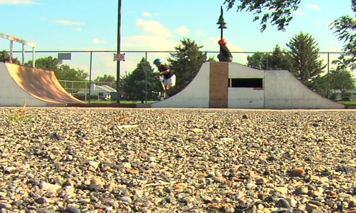 Loose rocks and hand built ramps are just some of the reasons why CWSA wants a new skate park.