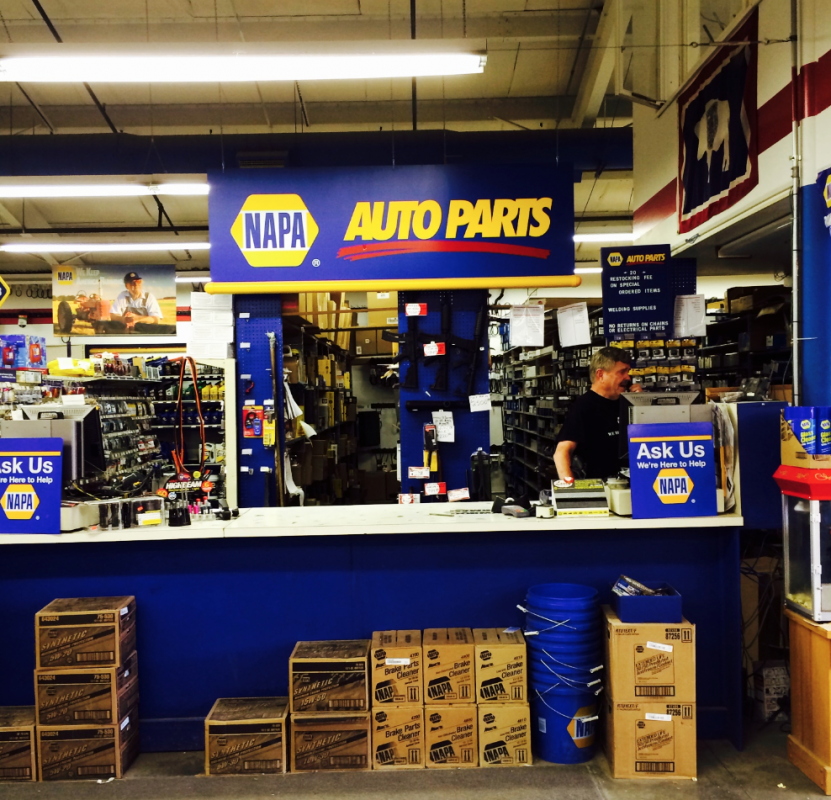 Dubois NAPA Auto Parts