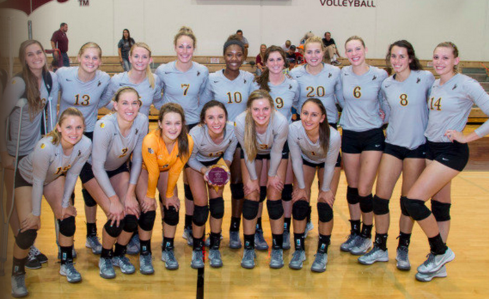 Wyoming Cowgirl Volleyball (UW)