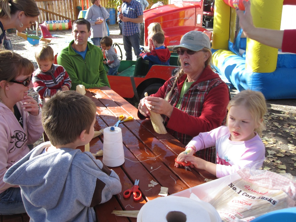 Lander Children's Museum Fall Festival is this weekend. Get details below. Photo provided by Jody Shaw.