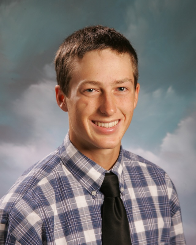 Robert Buline, Wind River High School senior, is a commended student in the National Merit Scholarship Program. (WRHS)