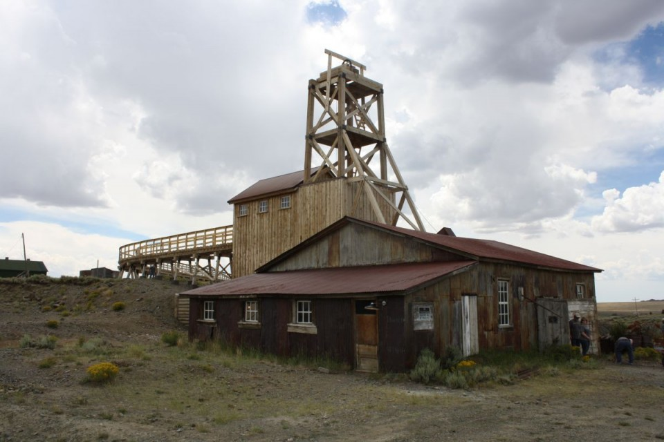 The South Pass City State Historic Site received a grant for continued restoration, exhibit and interpretation work for the Carissa Mine and Mill in the most recent round of grants from the Wyoming Cultural Trust Fund.